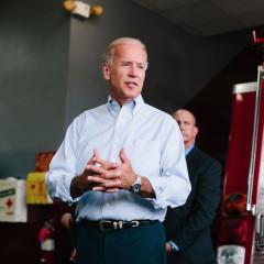 Vice President Joe Biden Shares The Secret To His Skin