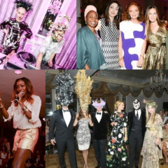 Last Night's Parties: Alicia Keys & Sarah Jessica Parker Attend The 5th Annual DVF Awards, Inside The Save Venice Enchanted Garden Ball & More!