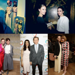 Last Night's Parties: Van Cleef & Arpels Hosts The New York Academy Of Art Tribeca Ball, Anna Wintour & Winona Ryder Attend The