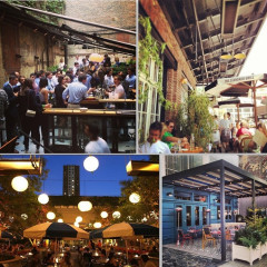 Go Al Fresco In NYC: 10 Downtown Spots For Outdoor Dining