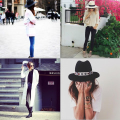 Hats Off! Spring Hats To Top Off Your Look This Season