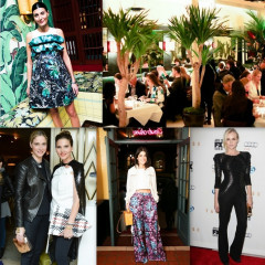 Last Night's Parties: Diane Kruger Attends The