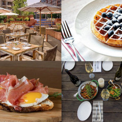 7 Outdoor Brunch Spots Perfect For Easter Sunday (Or Any Sunday!)