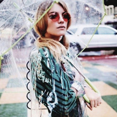 9 Chic Umbrellas To Keep Spring Showers From Raining On Your Parade