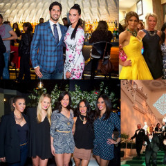 Last Night's Parties: The Corcoran Ball, Sumeria DC's Capitol Gala, Nationals' Gio Gonzalez At STK & More!