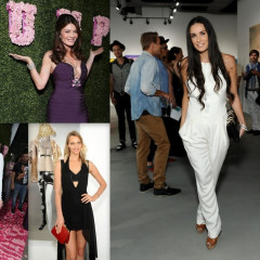 Last Night's Parties: Demi Moore Attends The Grand Opening Of De Re Gallery, Lisa Vanderpump Launches Her New Lounge & More!