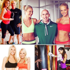 7 Fitness Trainers Behind Your Favorite Celeb Bodies