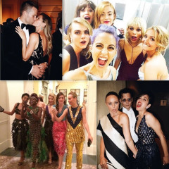 Instagram Round Up: Our Favorite Moments From The 2014 Met Gala