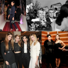 Last Night's Parties: Models Karolina Kurkova, Lily Aldridge & Anne V Celebrate Ferragamo's New Fiamma Bag & More!