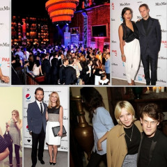 Last Night's Parties: Zoe Saldana Hosts The 2014 Whitney Museum Art Party At Highline Stages & More!