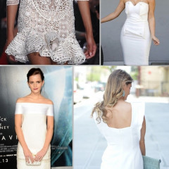 LWD Trend: 10 Little White Dresses You Need This Season