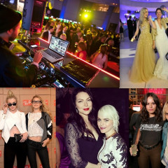 Last Night's Parties: The AMNH Hosts The 2014 Museum Dance,