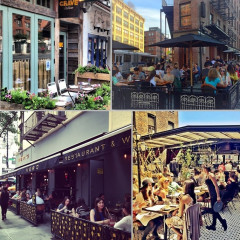 10 NYC Happy Hour Spots With Outdoor Seating