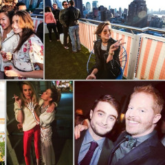 Last Night's Parties: Jesse Tyler Ferguson Hosts The 80th Annual Drama League Awards & More!