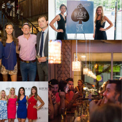 Last Night's Parties: At&T Best Of Washington Kick Off Party At STK, Alliance Francaise's Fete de la Musique With Art Soiree, Republic Bar and Grill Grand Opening & More!