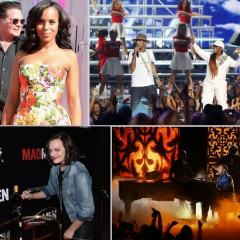 Last Night's Parties: Kerry Washington, John Legend & Pharrell Williams Attend The 2014 BET Awards & More!