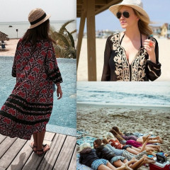 10 Beach Cover-Ups To Take You From The Sand To Cocktails In Style