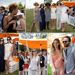 Last Night's Parties: Lupita Nyong'o & Aaron Paul Attend The Seventh Annual Veuve Clicquot Polo Classic & More!
