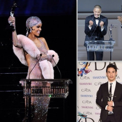 The 2014 CFDA Fashion Awards: A Look At The Night's Big Winners