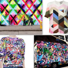 Fashion Meets Art: Graphic Tees Inspired By NYC Graffiti