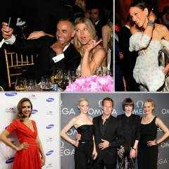 Last Night's Parties: SJP & Fergie Step Out For The amfAR Inspiration Gala, Jessica Alba Attends Samsung's Hope For Children Gala & More!