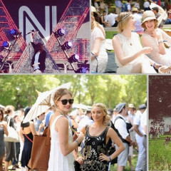 Last Night's Parties: Josh Lucas Attends The Annual Jazz Age Lawn Party On Governors Island, Northside Festival Kicks Off In Williamsburg & More!