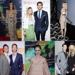 Last Night's Parties: Co-Chairs Carine Roitfeld & Coco Rocha Attend The Fragrance Foundation Awards & More!