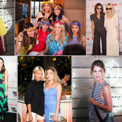 Last Night's Parties: Kate Mara & Keri Russell Kick Off Summer At Coach's Annual Party On The High Line & More!