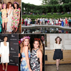 Last Night's Parties: Reformation Celebrates Its New Collection With A Tiki Party, Maggie Gyllenhaal Steps Out For The