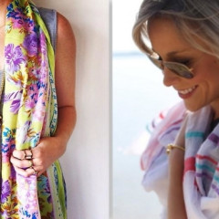 10 Lightweight Summer Scarves To Buy Now