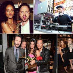 Last Night's Parties: Sandra Bullock, Rihanna & Chrissy Teigen Get Honored At Spike TV's Guys Choice Awards 2014 & More!