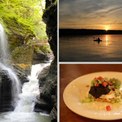 Weekend Getaway Guide: 5 Things To Do In The Finger Lakes