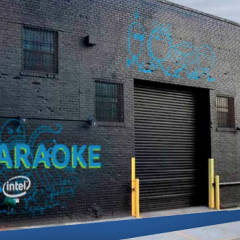 You're Invited: Avataroke Presented by Intel
