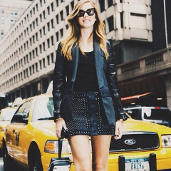 Dress Like A New Yorker: 5 Ways To Wear Black In The Summertime