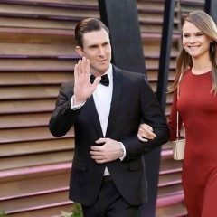 Our Favorite Supermodel-Rockstar Couples In Honor Of Behati Prinsloo & Adam Levine Getting Hitched