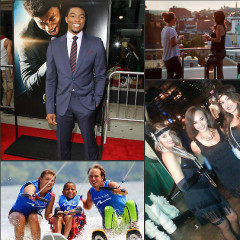 Last Night's Parties: Chadwick Boseman & Tate Taylor Attend Get On Up Screening, The Huxley Midsummer Masquerade, VM Faces Roaring 20s Launch & More!