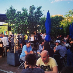 Outdoor Happy Hour Guide: 8 NYC Spots For After-Work Drinks