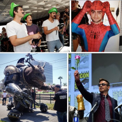 Comic-Con San Diego 2014: The Best, Worst & Most WTF Moments