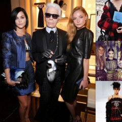 Photo Round Up: The Best Of Paris Couture Week Fall 2014
