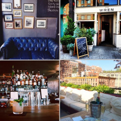 Just Drinks: 10 Downtown Spots For A Casual Weeknight First Date