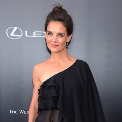 Last Night's Parties: Katie Holmes Stuns At The 2nd Annual Lexus Short Films