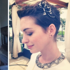 Bohemian Beauty: Celeb-Inspired Ways To Wear Flowers In Your Hair