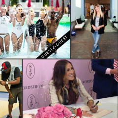 Last Night's Parties: Sarah Jessica Parker Shoe Signing Event At Nordstroms Tyson's Corner, Design Army X Karla Collecto Pool Party, & More!