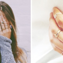 Trend Alert: 10 Delicate Rings Perfect For Stacking