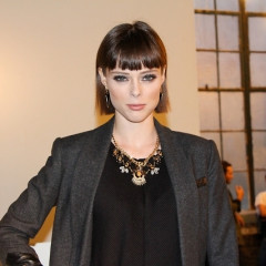 Coco Rocha Sports Her New Fashion Week Cut With Origins At Industria Studios