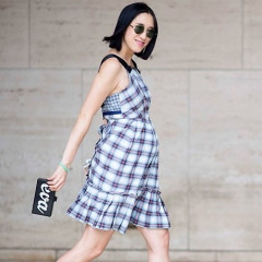 Trend Alert: The Best Baby Bumps Of Fashion Week