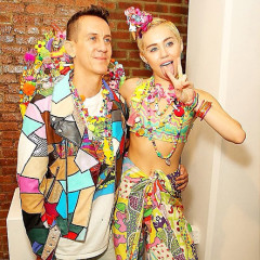 Jeremy Scott SS15 Runway Show And After Party