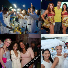 Last Night's Parties: DC's First Ever Diner En Blanc, L2 Lounge Annual Barbie Party, CIROC Pineapple Launch, & More!
