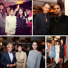 Mira Duma, Kim Kardashian, Caroline de Maigret & Melvin Chua Host Buro 24/7's Inaugural Fashion Forward Initiative In Paris