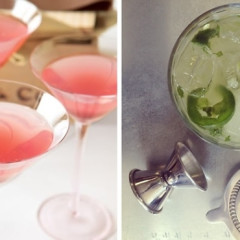 Toast To Fashion Week With These Low-Cal Cocktails